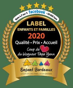 Label Enfant Bordeaux