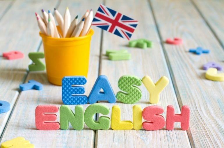 cours anglais enfant