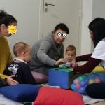 cours anglais bébé