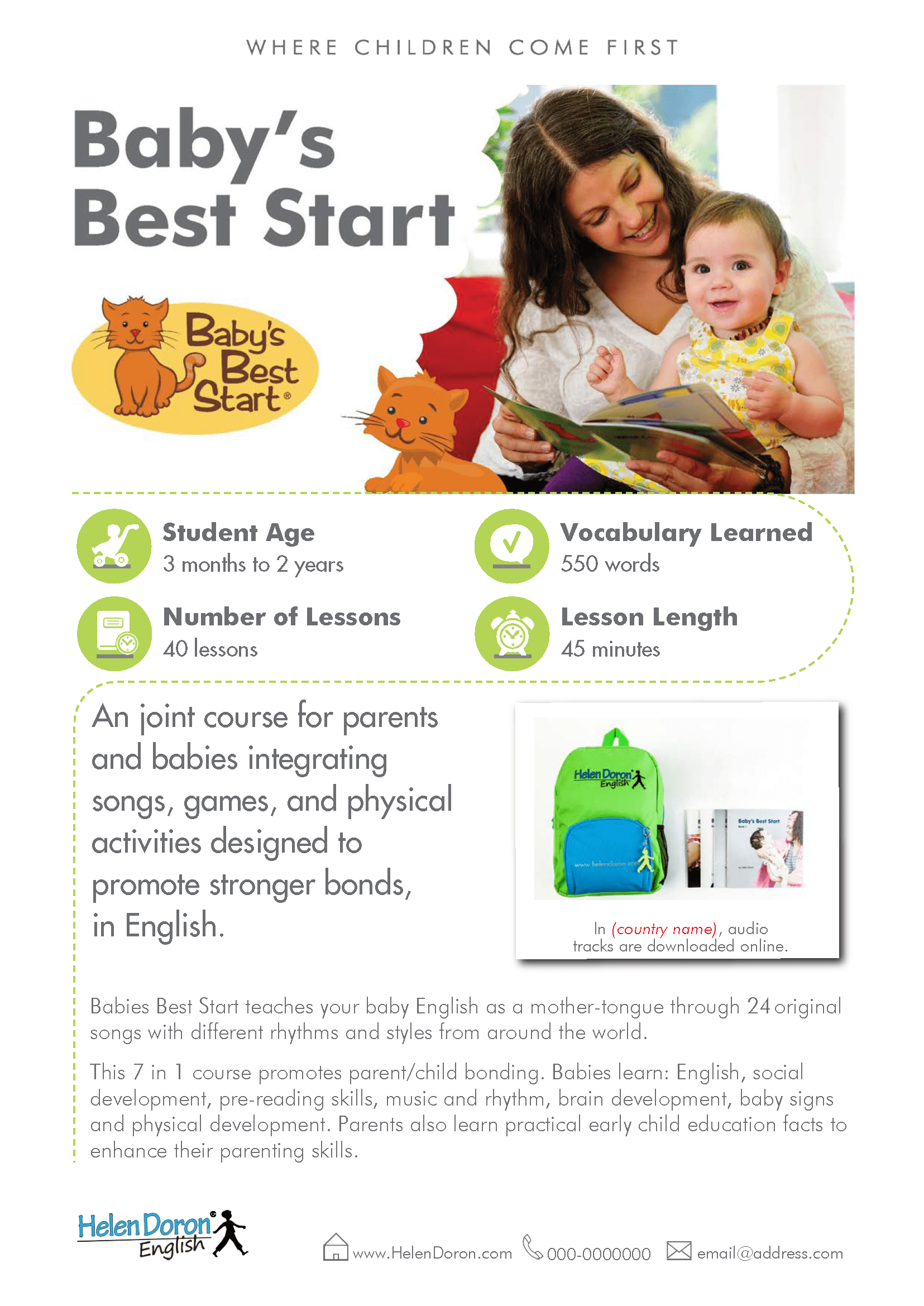 Télécharger - Baby's Best Start