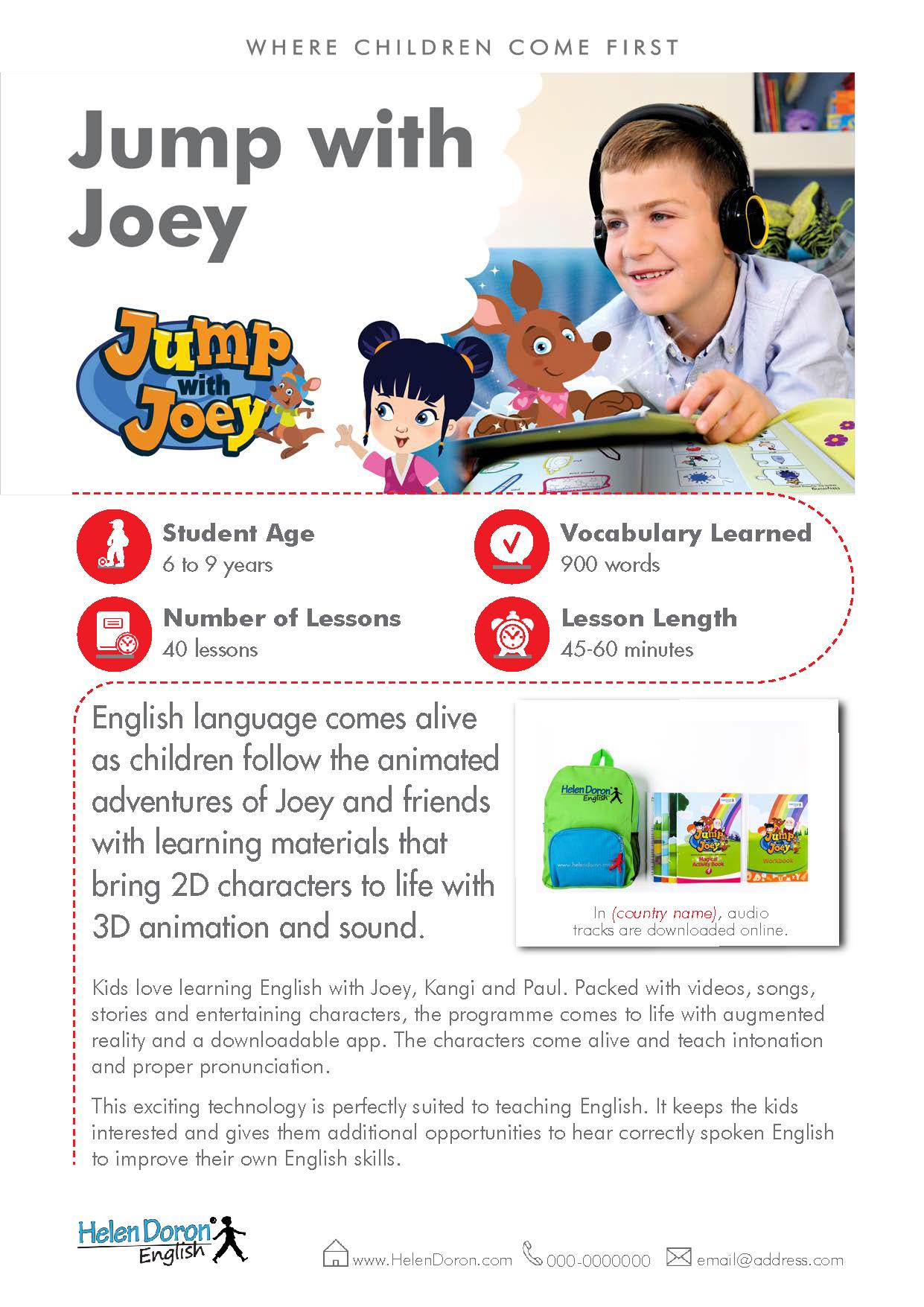 Télécharger - Jump with Joey