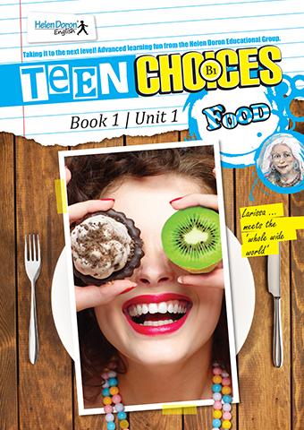 Regarder à l'intérieur - Teen Choices (B1)