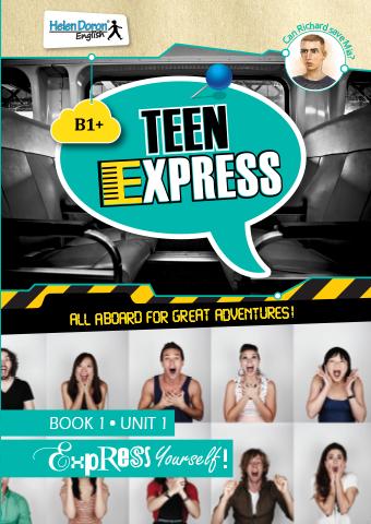 Regarder à l'intérieur - Teen Express (B1+)