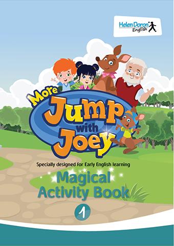 Regarder à l'intérieur - More Jump with Joey