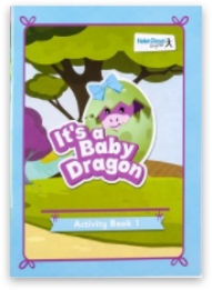 Regarder à l'intérieur - It's a Baby Dragon