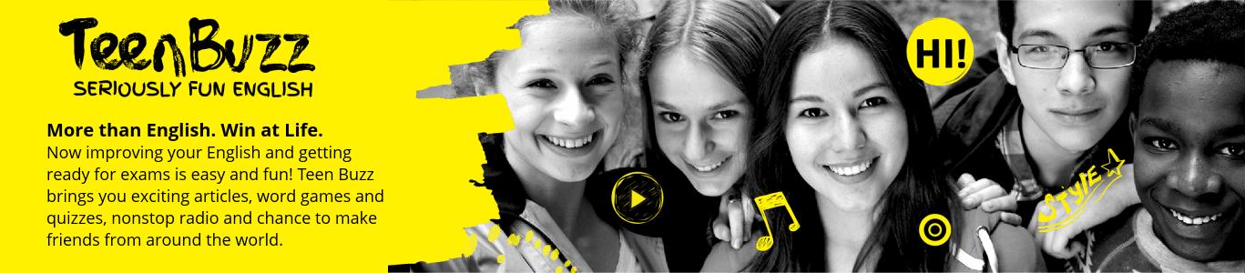 Helen Doron English - Cours d'anglais pour les enfants de 3 mois à 18 ans - Découvrez nos cours d'anglais et nos outils pédagogiques spécialement conçuent pour les teens. Apprendre devient fun et sympa ! Découvrez TeenBuzz notre radio spécialement conçue pour les ados et les teens