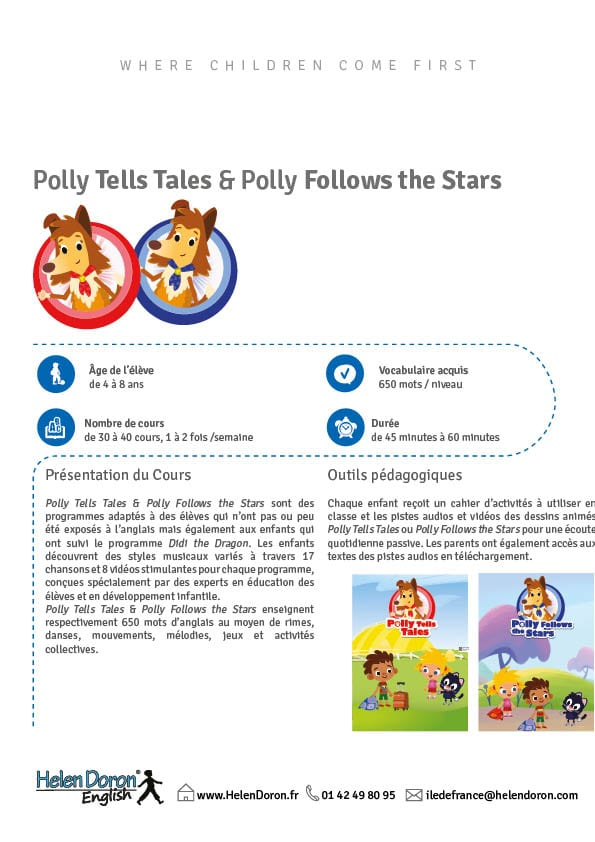 Télécharger - Polly Tells Tales
