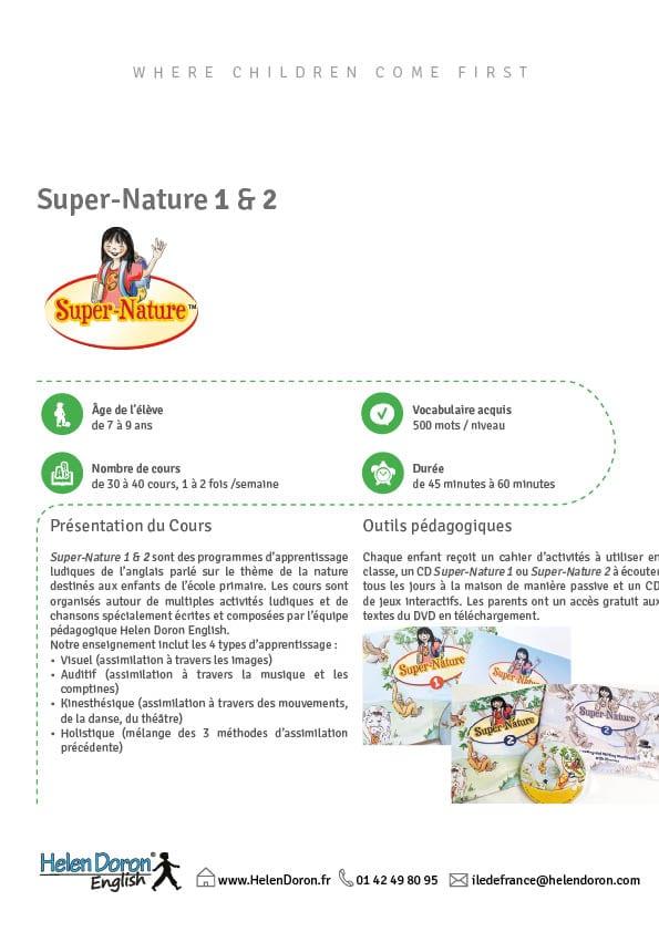 Télécharger - Supernature 1