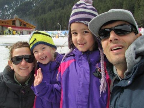 Famille Bulgare